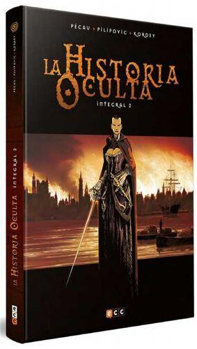 LA HISTORIA OCULTA. INTEGRAL #02
