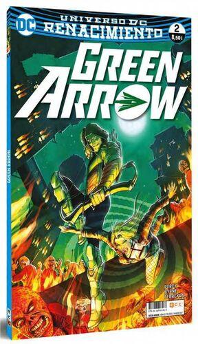 GREEN ARROW VOL.2 #02 RENACIMIENTO (ECC)