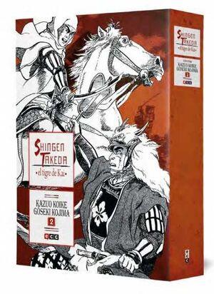 SHINGEN TAKEDA: EL TIGRE DE KAI #02