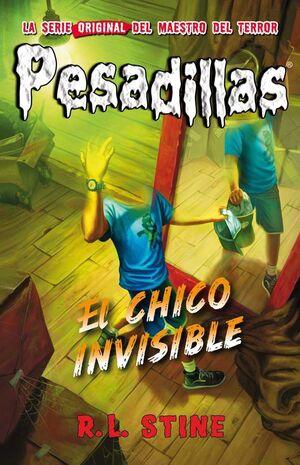 PESADILLAS 22: EL CHICO INVISIBLE