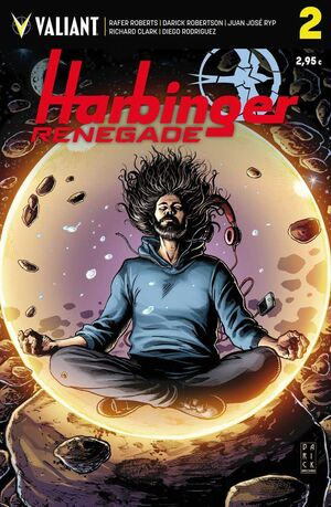 HARBINGER RENEGADE #02