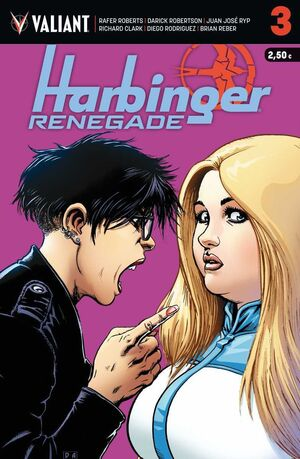 HARBINGER RENEGADE #03