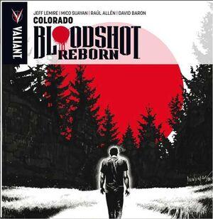 BLOODSHOT REBORN #01