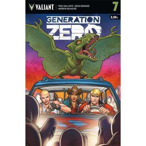 GENERATION ZERO #07