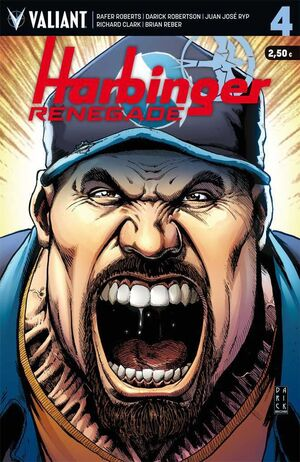 HARBINGER RENEGADE #04