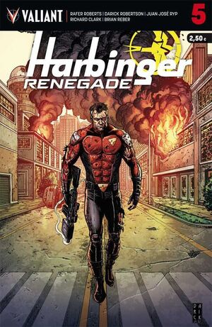 HARBINGER RENEGADE #05