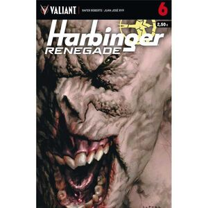 HARBINGER RENEGADE #06