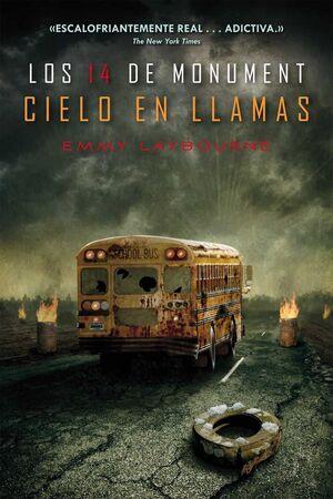 LOS 14 DE MONUMENT #02 CIELO EN LLAMAS