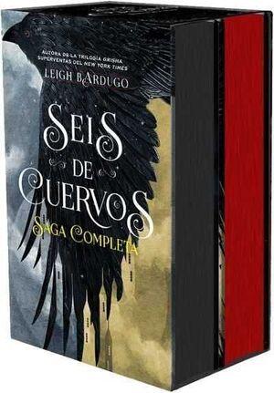 SEIS DE CUERVOS. SAGA COMPLETA (ESTUCHE ESPECIAL)