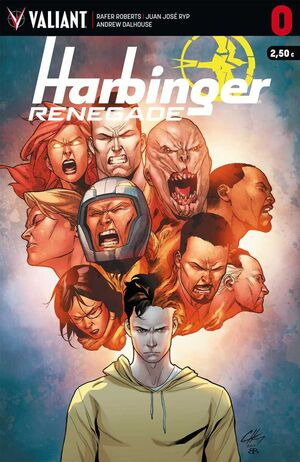 HARBINGER RENEGADE #00