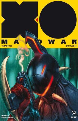 XO MANOWAR #10
