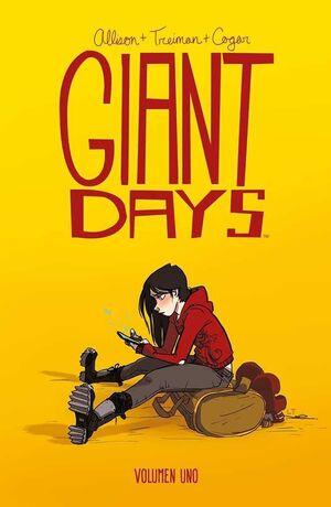 GIANT DAYS #01