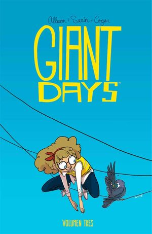 GIANT DAYS #03