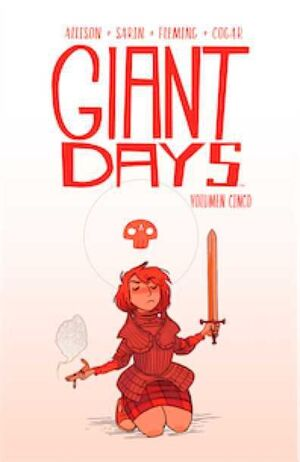 GIANT DAYS #05