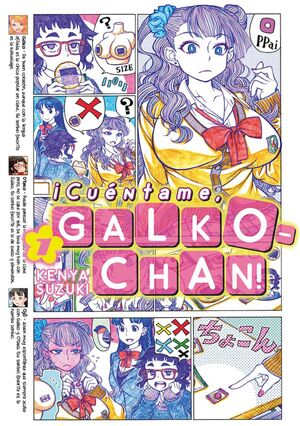CUENTAME, GALKO-CHAN! #01