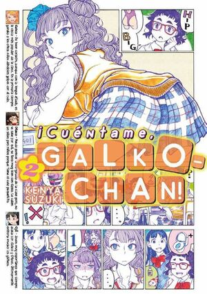 CUENTAME, GALKO-CHAN! #02