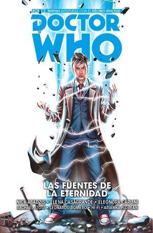 DOCTOR WHO. LAS FUENTES DE LA ETERNIDAD