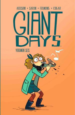GIANT DAYS #06