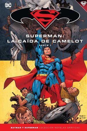 COLECCIONABLE BATMAN Y SUPERMAN #39. LA CAIDA DE CAMELOT - PARTE 1