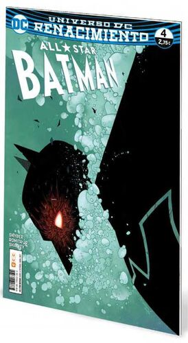 ALL-STAR BATMAN #04 UNIVERSO DC RENACIMIENTO