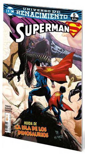 SUPERMAN MENSUAL VOL.3 #060 / RENACIMIENTO #05