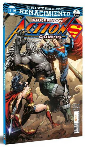 SUPERMAN: ACTION COMICS #02
