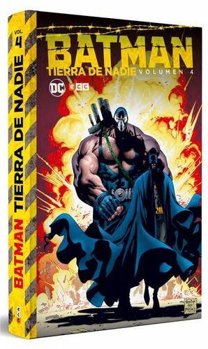 BATMAN: TIERRA DE NADIE #04