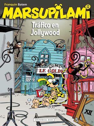 MARSUPILAMI #12 TRAFICO EN JOLLYWOOD