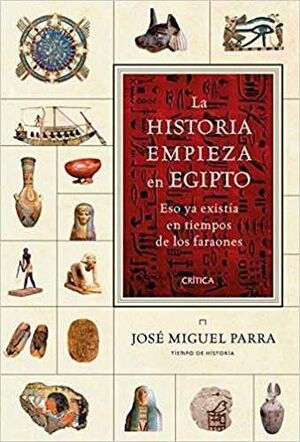LA HISTORIA EMPIEZA EN EGIPTO