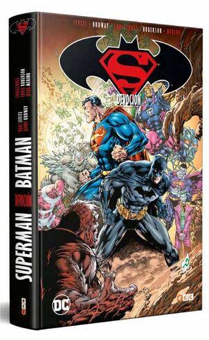 SUPERMAN / BATMAN: DEVOCION