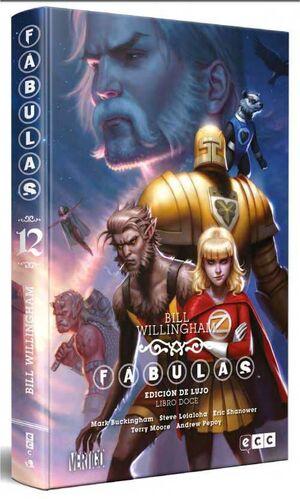 FABULAS ED. LUJO #12