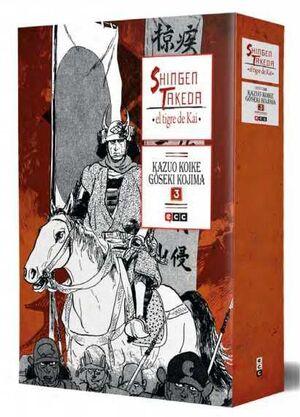 SHINGEN TAKEDA: EL TIGRE DE KAI #03