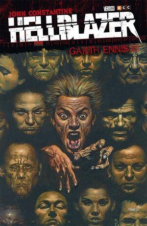 HELLBLAZER DE GARTH ENNIS #02 (ECC)