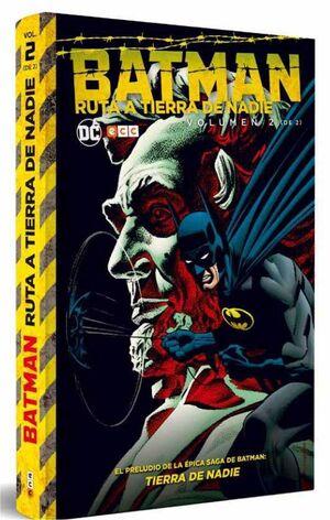 BATMAN: RUTA A TIERRA DE NADIE #02