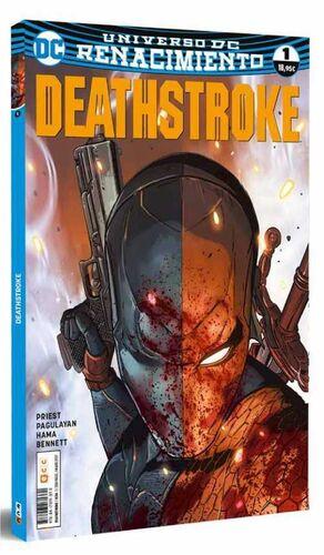 DEATHSTROKE #01 RENACIMIENTO (RTCA)