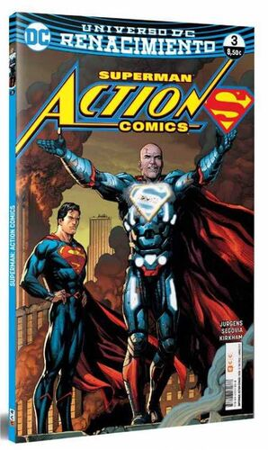 SUPERMAN: ACTION COMICS #03