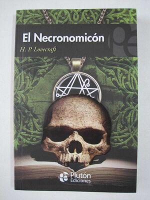 EL NECRONOMICON (BOLSILLO - PLUTON EDICIONES)