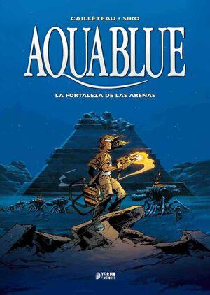 AQUABLUE #03. LA FORTALEZA DE LAS ARENAS