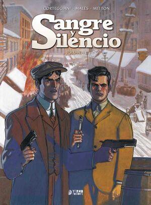 SANGRE Y SILENCIO. INTEGRAL #01