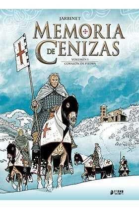 MEMORIA DE CENIZAS #01. CORAZON DE PIEDRA