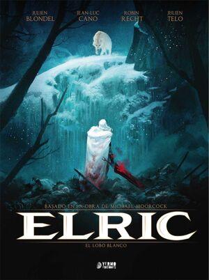 ELRIC #03:EL LOBO BLANCO (YERMO)