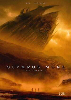 OLYMPUS MONS #01