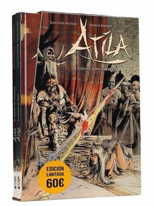 COFRE ATILA. COLECCION COMPLETA