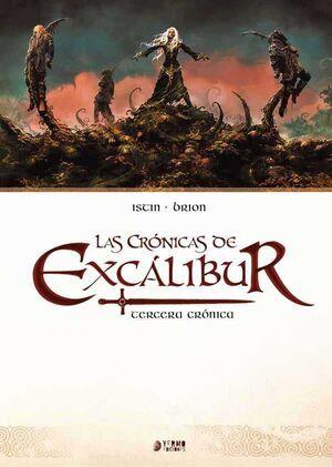 LAS CRONICAS DE EXCALIBUR VOL. #03