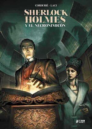 SHERLOCK HOLMES Y EL NECRONOMICON #01