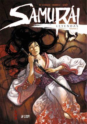 SAMURAI: LEYENDAS #01