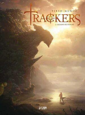 TRACKERS #02. LEGADO DE SANGRE