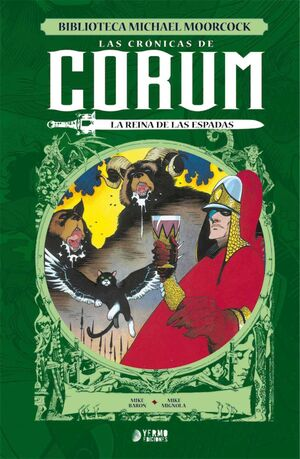 LAS CRONICAS DE CORUM #02. LA REINA DE LAS ESPADAS
