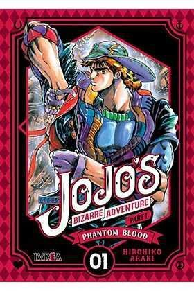 JOJO'S BIZARRE ADVENTURE PARTE 01. PHANTOM BLOOD #01