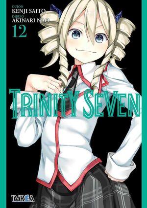 TRINITY SEVEN #12